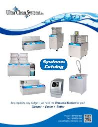 equipment brochure ultra clean systems pdf catalogue equipment brochure 1 7 pages