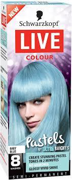 Schwarzkopf Live Hair Colour Chart Lajoshrich Com