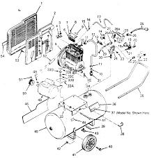Craftsman model 919176951 air pressor genuine parts