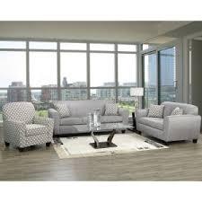 living room furniture photos. 6500 3 PC Fabric Stone Grey Living Room Set With P.. Furniture Photos