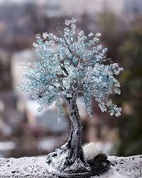 Купить Зимнее кружево | Зимние деревья, Деревья <b>бонсай</b>, Цветы