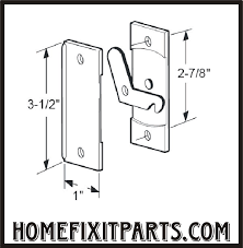 screen door latch pull black plastic keller non handed surface mount used by keller doors contents 1 inside and outside pull 1 steel lever