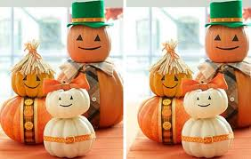 Create a Cute Pumpkin Family: This is a perfect Halloween project that you  can make with your family. Check out the cute pumpkin family tutorial and  have ...