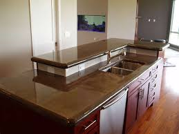 integral colored concrete countertops are becoming a popular trend with integral color your color options are limitless concrete countertops stand out