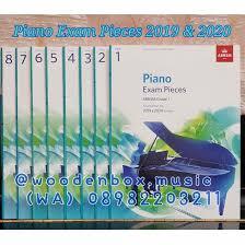 Plan low interest rates and bank profits future! Jual Piano Exam Pieces 2019 2020 Grade 3 Abrsm Buku Ujian Royal Jakarta Selatan Windi Chic Shop Tokopedia
