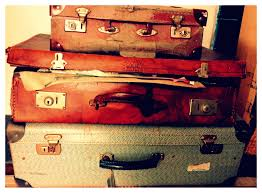 Old Suitcases Unique New Year Traditions From Around The World Gobeyondsg