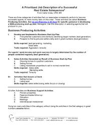 Real Estate Job Description For Resume Sports Agent Job Description Savebtsaco 12