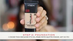 artistic aging skin and foundation