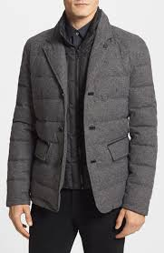Vince Camuto Flannel Quilted Down & Feather Jacket | Buy It ... & Vince Camuto Flannel Quilted Down & Feather Jacket Adamdwight.com
