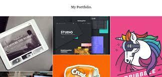 art portfolio template the 9 best portfolio website builders ranked reviewed feb 19