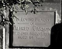4. Alfred Carson