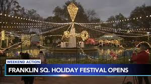 Lights At Franklin Square Weekend Action Christmas Lights And More Things To Do Around Philadelphia South New Jersey Delaware And Lehigh Valley For November 2 4