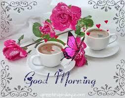Good Morning Tea GIFs Tenor Classy Goodmorning Unique Images