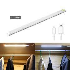 Under Cabinet Bar Lighting Touch Sensor Dimmable Under Cabinet Light Usb Innovative Led