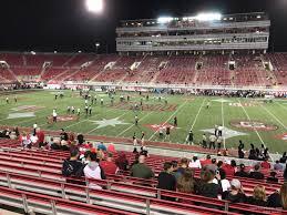 Sam Boyd Stadium Section 106 Rateyourseats Com