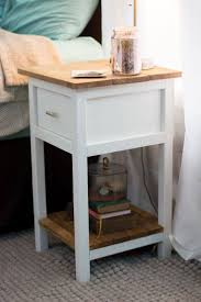diy bedroom furniture. Farmhouse Sidetable - DIY Projects Diy Bedroom Furniture