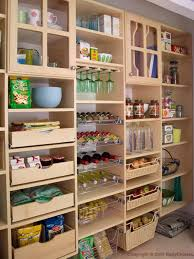 Maple Pantry Cabinet Pantry Cabinets And Cupboards Organization Ideas And Options Hgtv
