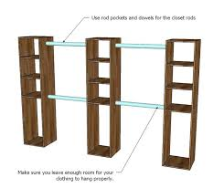 making closet shelves wood shelves diy
