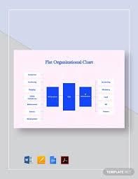 Google Docs Hierarchy Chart Sample Blank Organizational Chart 16 Documents In Pdf
