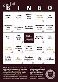 Office Bingo Coffee Bingo Lincoln Square Ravenswood Chamber Of Commerce Il