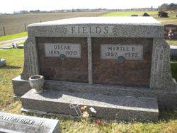Oscar Fields (1889-1970) - Find A Grave Memorial