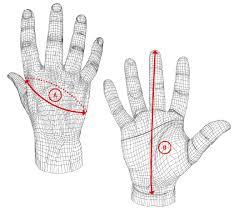 Five Rc W1 Winter Gloves Black