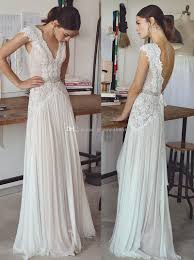 compre el cord n de la vendimia reborde los vestidos de boda 2017