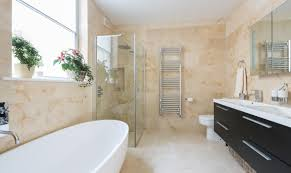 various bathroom storage s and solutions make this room look clean organized decluttered