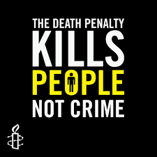 this quote shows how wrong capital punishment is we shouldn t the death penalty kills people not crime
