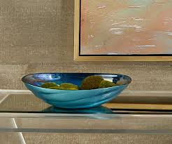 Turquoise Decorative Bowl Mercury Row Cotto Swirl Glass Decorative Bowl Reviews Wayfair 18