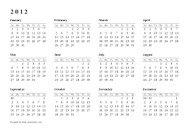 Calendar 2013 Template Free Printable Calendars And Planners For 2019 And Past Years