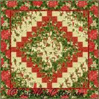 Christmas Quilt Patterns & Christmas Eight Trip Quilt Pattern CJC-214727 Adamdwight.com