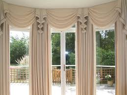 Large Window Treatments And Its Benefits : Large Bay Window Treatments.