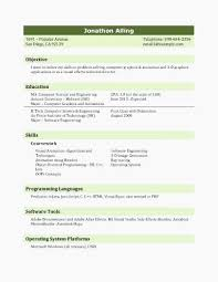 Sample Resume For Fresher Graduate Roddyschrock Fresher Resume
