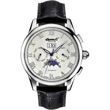 mens ingersoll scott automatic moon phase watch p6267 6874 zoom mens ingersoll scott automatic moon phase watch p6267