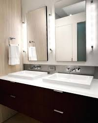 Bathroom Vanities Lights Classy Bathroom Vanity Light Bulbs Led Lights Brown Cabinet R Best For