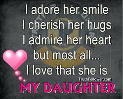 Love Quotes For Daughters