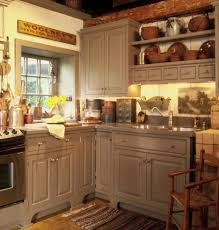 Rustic Kitchens Kitchen Luxury Rustic Kitchen Design With Brown Wooden L Shaped