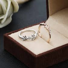 <b>2019 New Elegant</b> White Opal Ring <b>Fashion</b> CZ Wedding Jewelry ...