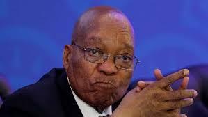 جنوب أفريقيا - الرئيس زوما يعلن استقالته