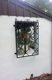 security bars doors