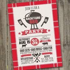 Barbeque Invitation Printable Summer Bbq Invitation Backyard Bbq Invitation Printable