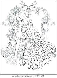 Cool Coloring Pages For Girls Cool Coloring Pages For Girls Cool