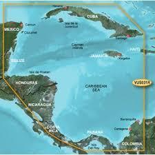 Garmin Charts Garmin Vus031r Southwest Caribbean Bluechart