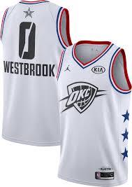 Nba All Star 2019 Jersey Design Jordan Mens 2019 Nba All Star Game Russell Westbrook White