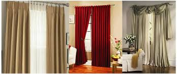 Vertical Blinds With Curtains Attached Window Curtains \u0026 Drapes ...