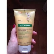 Бальзам-<b>кондиционер Klorane</b> для светлых волос с ромашкой ...