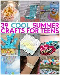fun crafts for tweens pinterest. 39 great teen summer crafts fun for tweens pinterest s