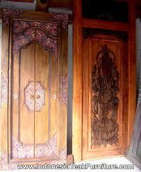 wood furniture door. Wood Furniture Door. Teak Doors Indonesia Door