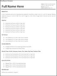 Address Format On Resume Gorgeous How Toe Chronological Resume Gallery Images Of Sample Format Guide